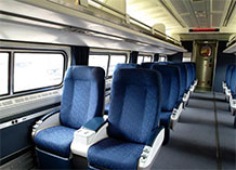 amtrak-interior
